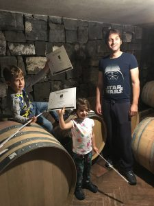 Ettore et ses enfants
